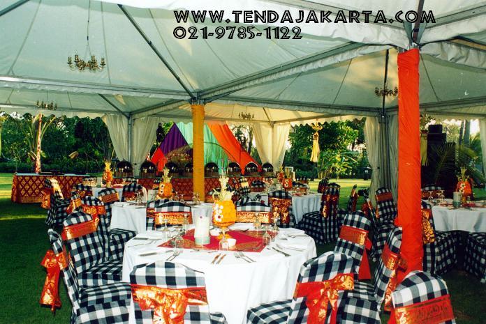 Rental Tenda Bali