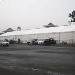 tenda panjang bazar murah