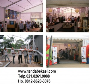 jasa rental tenda bazar