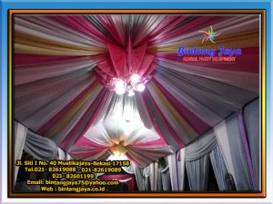 Promo Sewa Tenda Pernikahan Bekasi