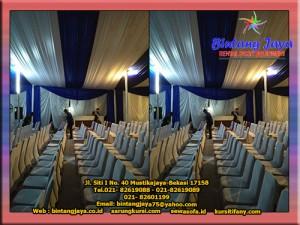 Menyewakan Tenda Dekorasi dan Tenda Plafon Bekasi