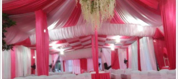 Sewa Tenda Jakarta Sewa Kursi & Tenda Pernikahan