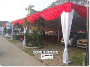 Sewa Tenda Plafon Kombinasi Kemayoran Jakarta Pusat
