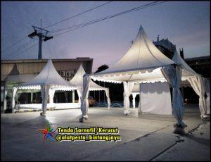 Sewa Tenda Sarnafil Event Jetsky Indonesia Academy Ancol