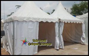 Sewa Tenda Sarnafil ( Kerucut ) Promo Tahun Baru