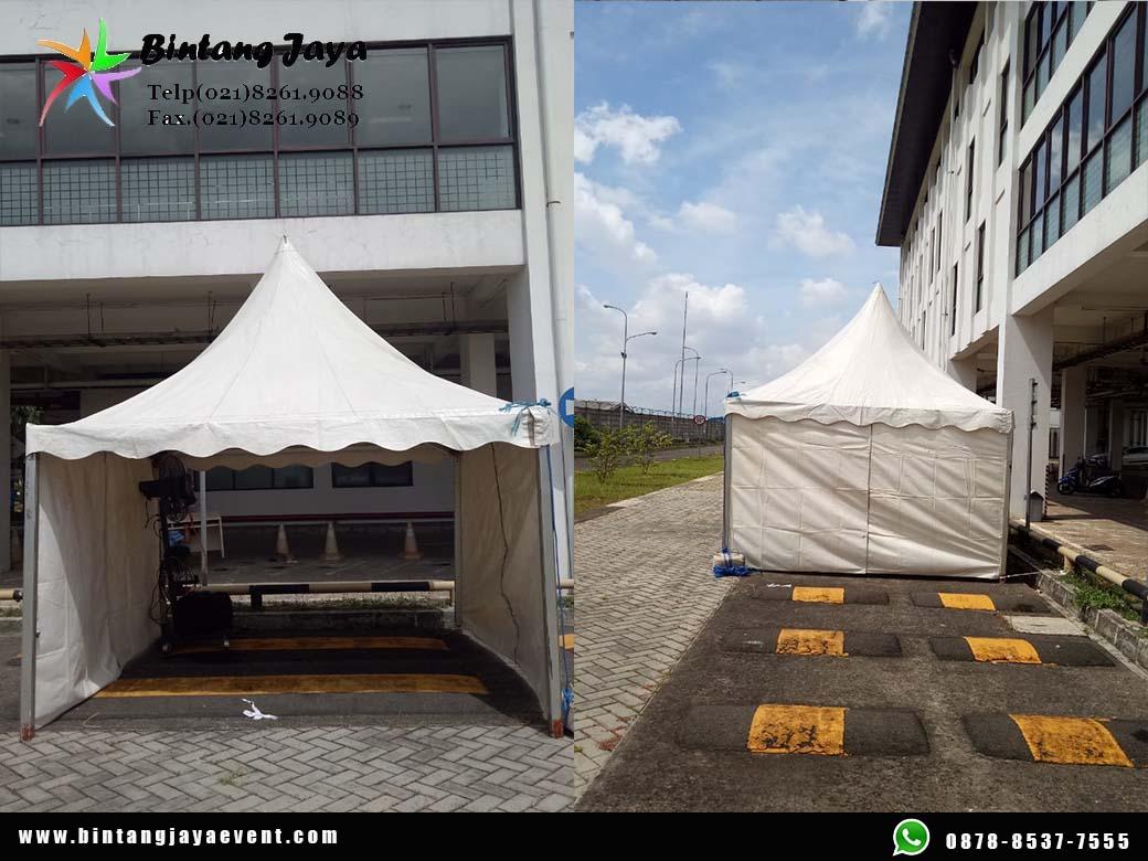 Sewa Tenda Kerucut Kualitas Terbaru di Tahun 2021