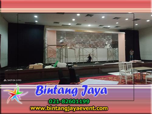 Sewa Kursi Akad Nikah Tiffany Set di Gedung SMESCO Jakarta