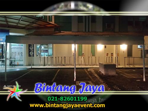 Sewa Tenda Plafon Acara RS Royal Jakarta