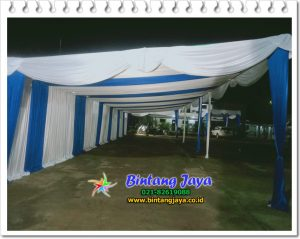 Sewa Tenda Dekorasi Serut Acara Waskita